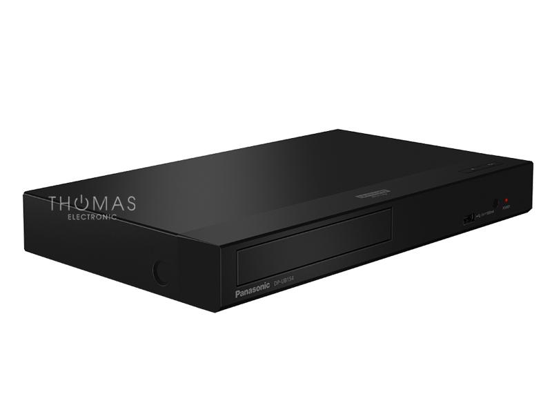 panasonic dp ub154 4k hdr blu ray player thomas. Black Bedroom Furniture Sets. Home Design Ideas