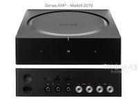 Sonos AMP schwarz - Stereo-Vollverstärker & Netzwerk Player - sofort lieferbar!!!