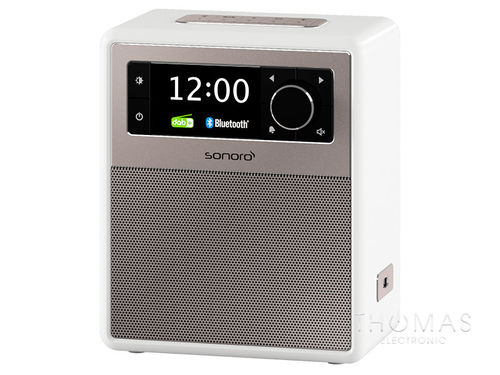 Sonoro EASY weiss - Audiosystem