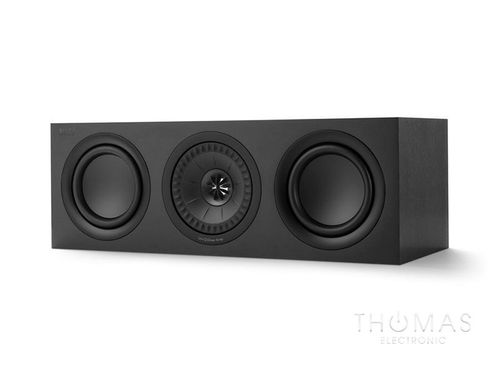 KEF Q250C schwarz - Center-Speaker
