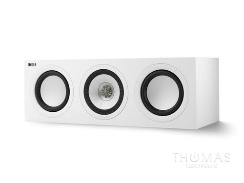 KEF Q250C weiss - Center-Speaker