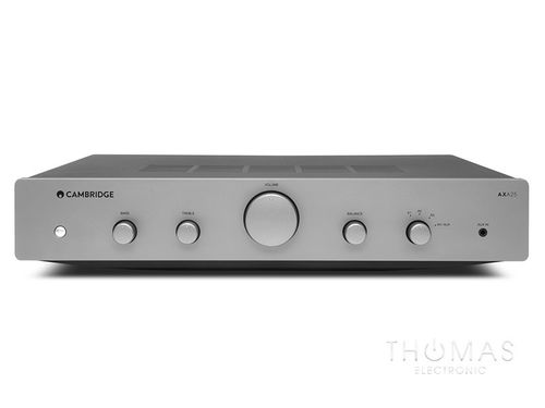 Cambridge Audio AXA25 luna grey - Stereo-Vollverstärker