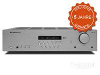 Cambridge Audio AXR85 lunar grey Edition - Stereo-Receiver - 5 Jahre Garantie*