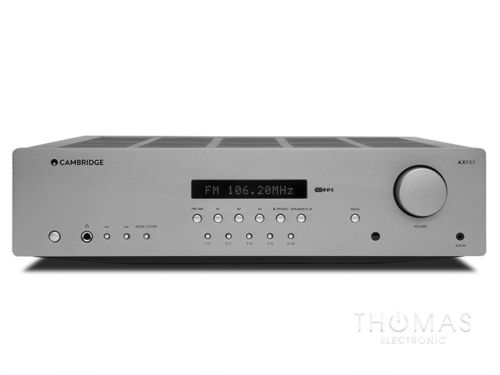 Cambridge Audio AXR85 luna grey - Stereo-Receiver