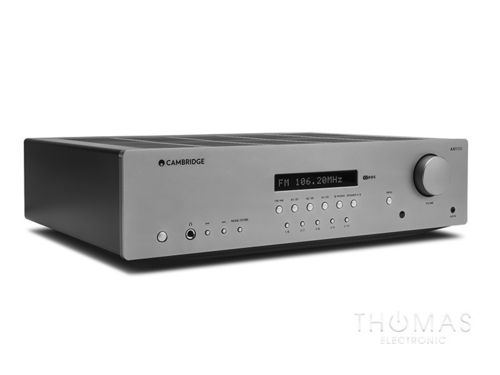 Cambridge Audio AXR100 luna grey - Stereo-Receiver