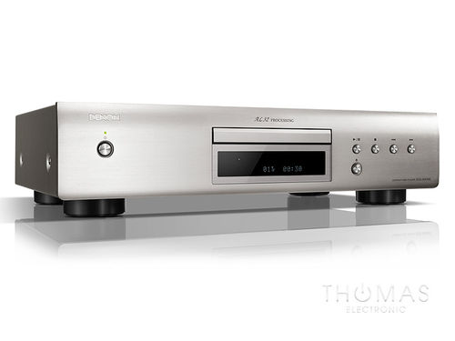 Denon DCD-600NE premiumsilber - CD-Player