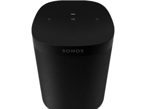 Sonos ONE SL Wireless Speaker – schwarz