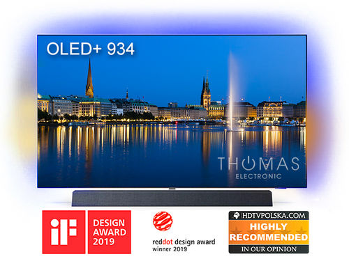 Philips 65OLED934 4K OLED-TV