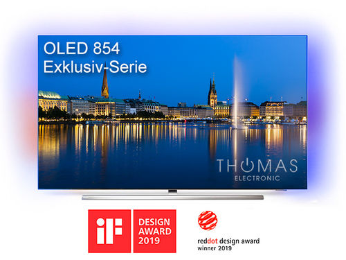 Philips 65OLED854 4K OLED TV