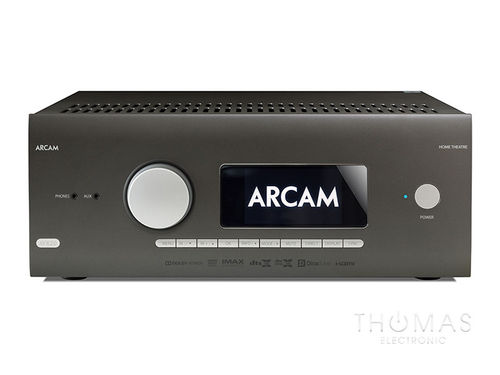 Arcam AVR20 - audiophiler 7.1-AV-Receiver - Klang plus Edition*