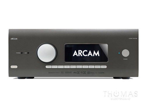 Arcam AVR10 - audiophiler 7.1-AV-Receiver - Klang plus Edition*