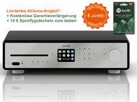 Sonoro Maestro schwarz - Edition 5 Jahre Garantie - CD-Receiver & Netzwerk Player SO-10000-100-BL