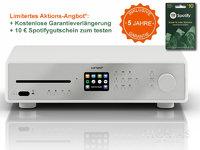 Sonoro Maestro weiß - Edition 5 Jahre Garantie - CD-Receiver & Netzwerk Player SO-10000-100-WH