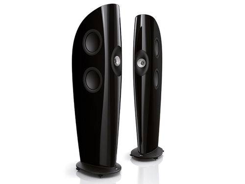 KEF BLADE TWO Piano Black - Standlautsprecher