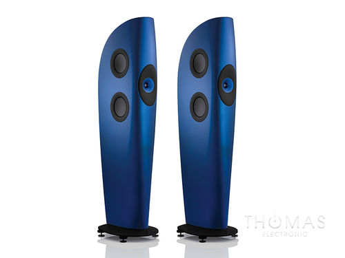 KEF BLADE TWO Frosted Blue - Standlautsprecher