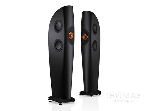 KEF BLADE Copper Black - Standlautsprecher