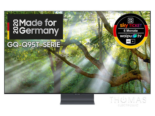 Samsung GQ65Q95T 4K QLED TV – 2020 - Made for Germany