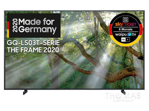 Samsung GQ43LS03T 4K THE FRAME – 2020 - Made for Germany