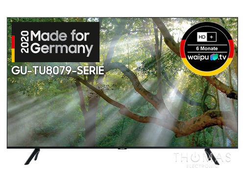 Samsung GU50TU8079 4K LED TV – 2020