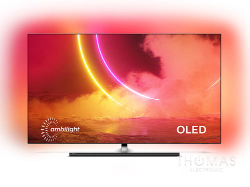 Philips 55OLED865 - 4K OLED Ambilight TV - 2020 - 55OLED865/12