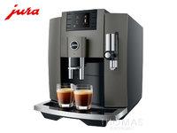 JURA Kaffeevollautomat E8 15364 - Dark Inox - EB