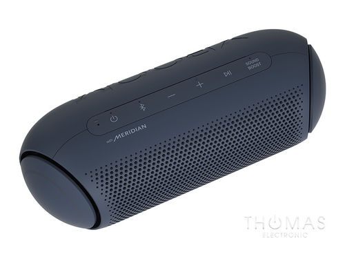 LG PL5 XBOOM Go Bluetooth Lautsprecher anthrazit