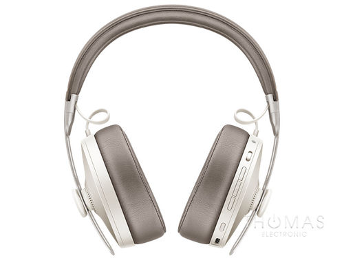 Sennheiser MOMENTUM 3 Wireless in sandy white - geprüfte Retoure - Top Zustand