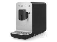 SMEG Kaffee-Vollautomat BCC02BLMEU schwarz matt - Espressomaschine
