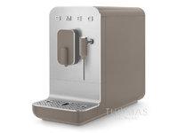 SMEG Kaffee-Vollautomat BCC02TPMEU taupe matt - Espressomaschine